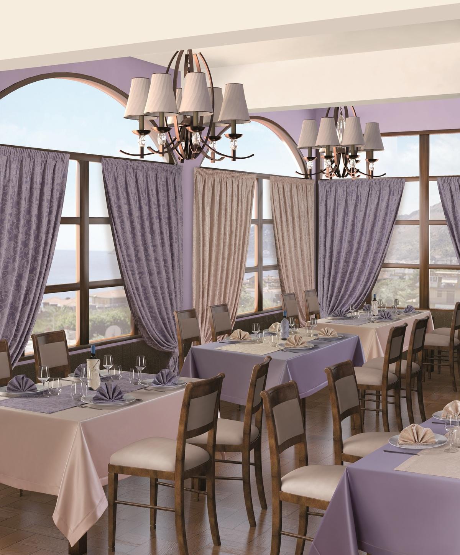 Restaurant interior design planting classic style for Interior decorating schools ct