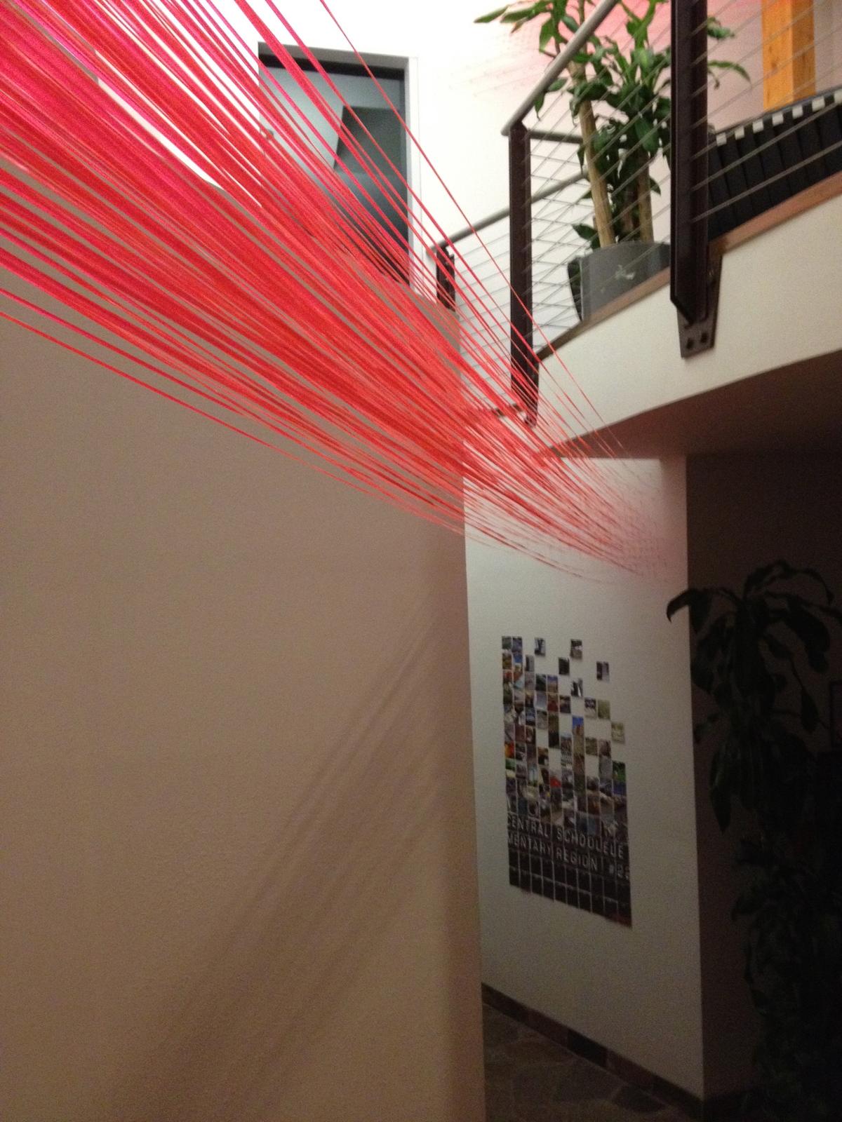 lobby installation