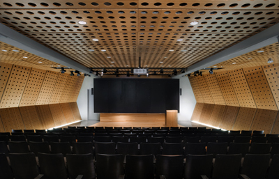 Interior Auditorium