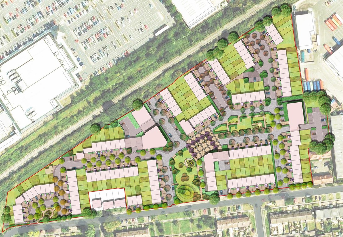 Oxford Stadium Residential Development Plan