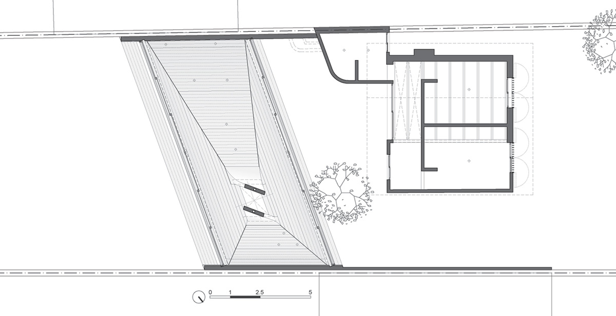 Projected Ceiling Plan