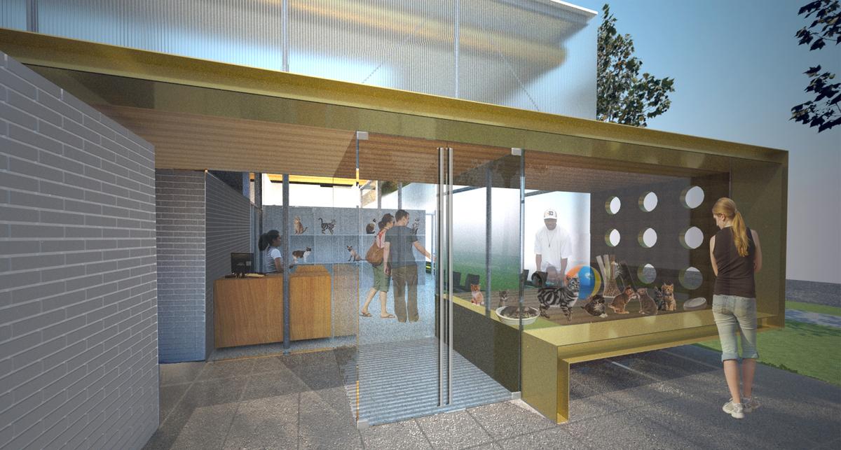 Staten Island Animal Care Center Garrison Architects