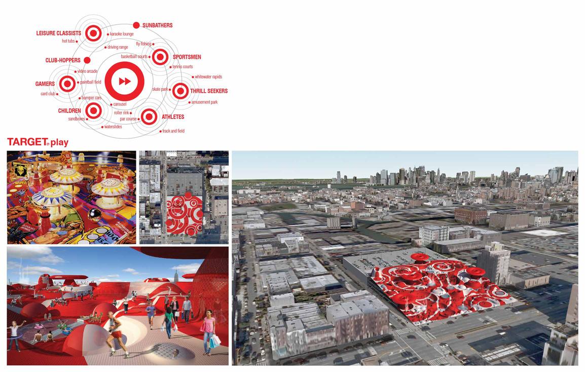 Snapshot of TargetPlay in Brooklyn, NY