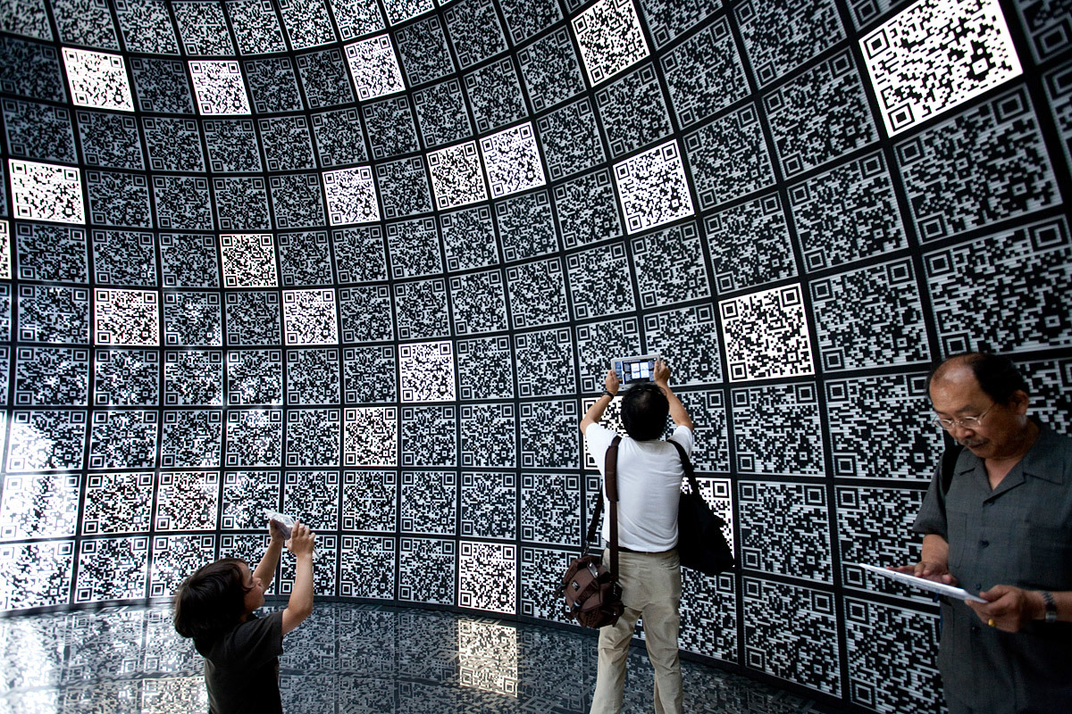 Special Mention: Russian Pavilion: i- сity (Photo: Francesco Galli)