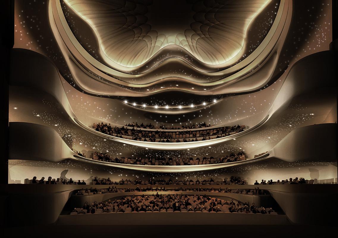 Black Pearl - Opera House