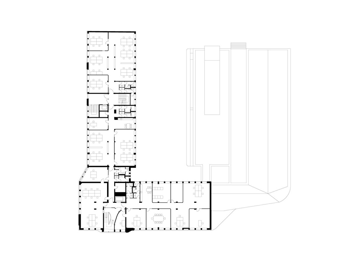 Floor plan, +3 (Image: J. Mayer H. Architekten)