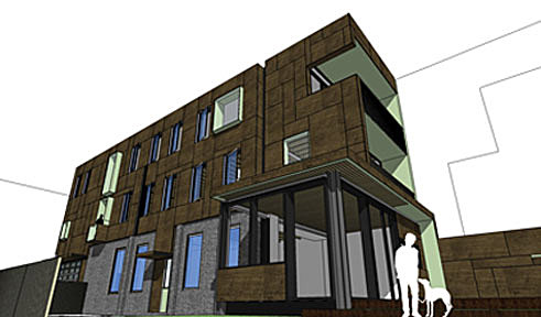 Category 1_ Tin House_Under Design Development