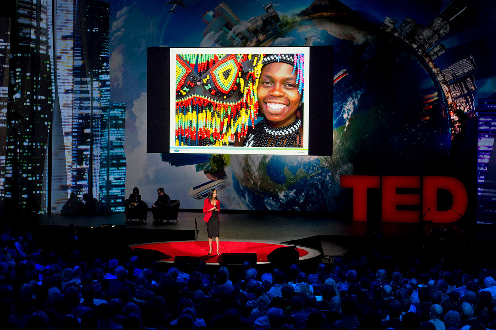 Vice Mayor of Long Beach Suja Lowenthal at TED2012: Cities and the art of listening (Photo: James Duncan Davidson)