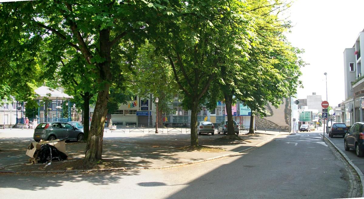 Maubeuge Place Verte