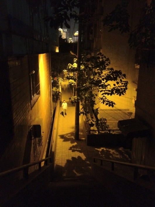 EyeTime 2012 competition finalists Han Ma- Chongqing Memory