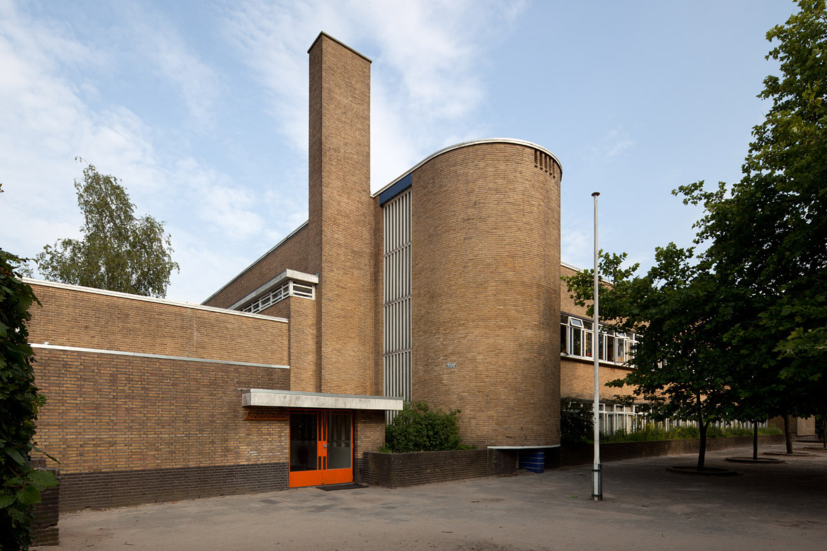 Dudok School, architect: W.M. Dudok, 1920-1938, Hilversum © Ossip van Duivenbode