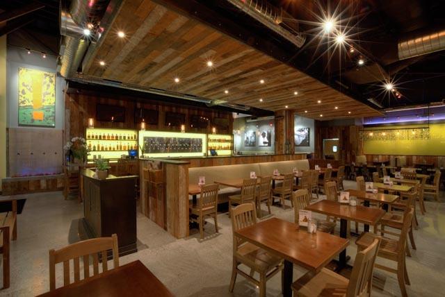 Restaurant Interior Finishes : Eureka santa barbara ab design studio archinect