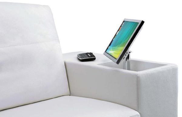The urban lounge - an ergonomically pleasing seat