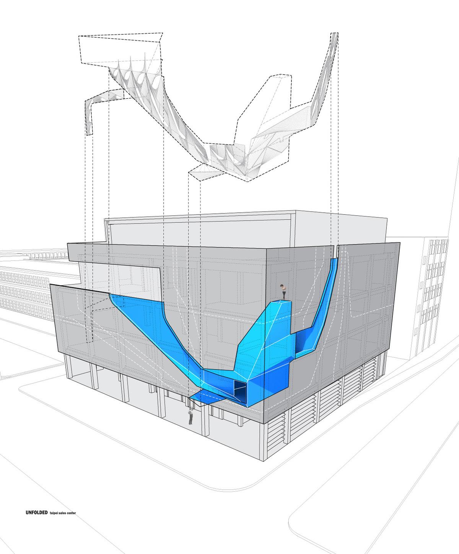 Drawing 2. Image courtesy of Oyler Wu Collaborative