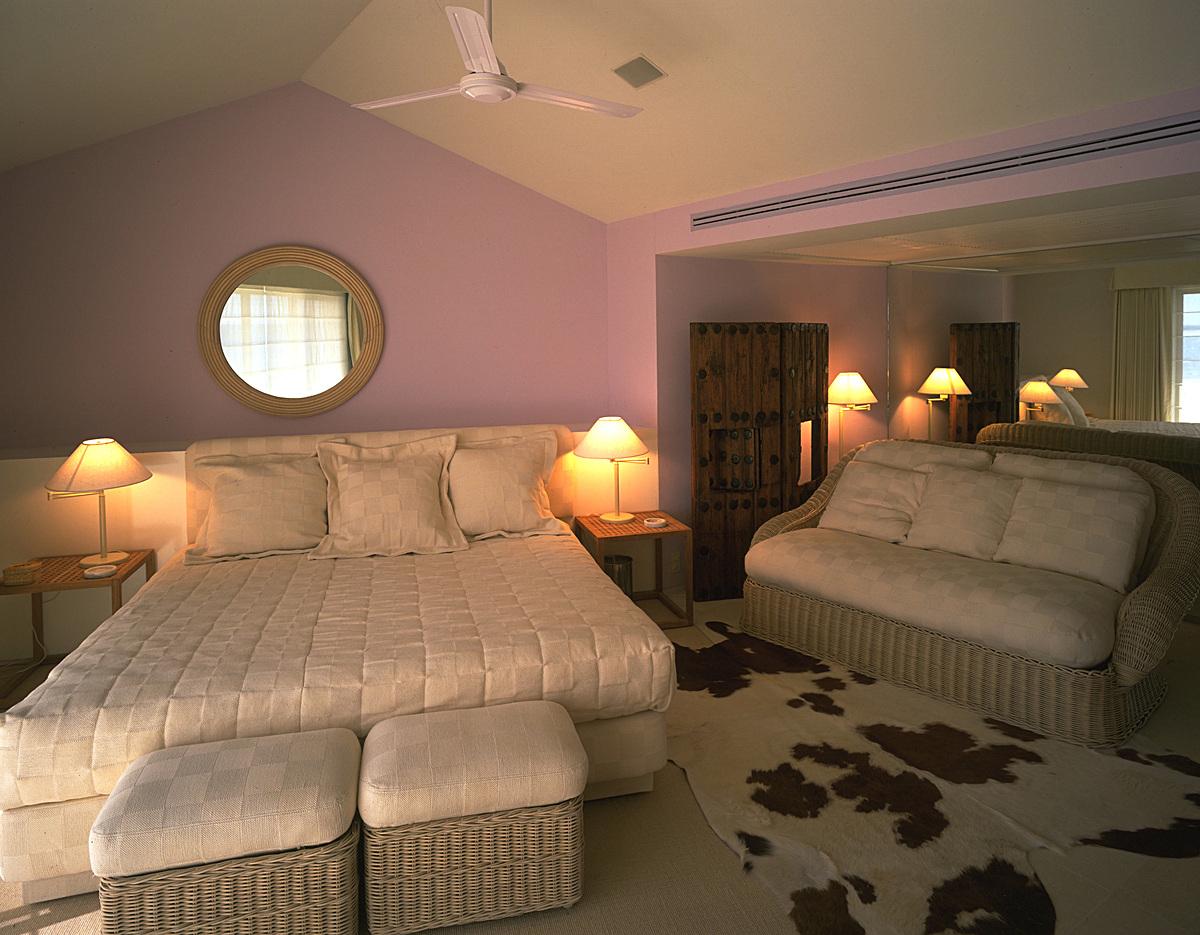 Puerto Aventuras. Master bedroom.