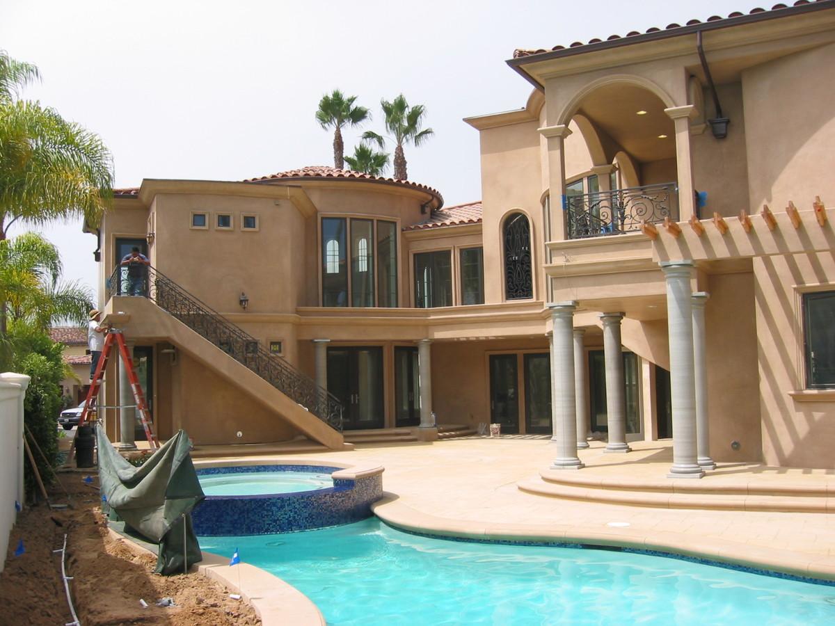 Custom Home Dana Point Project Design Built Shawn Mehr