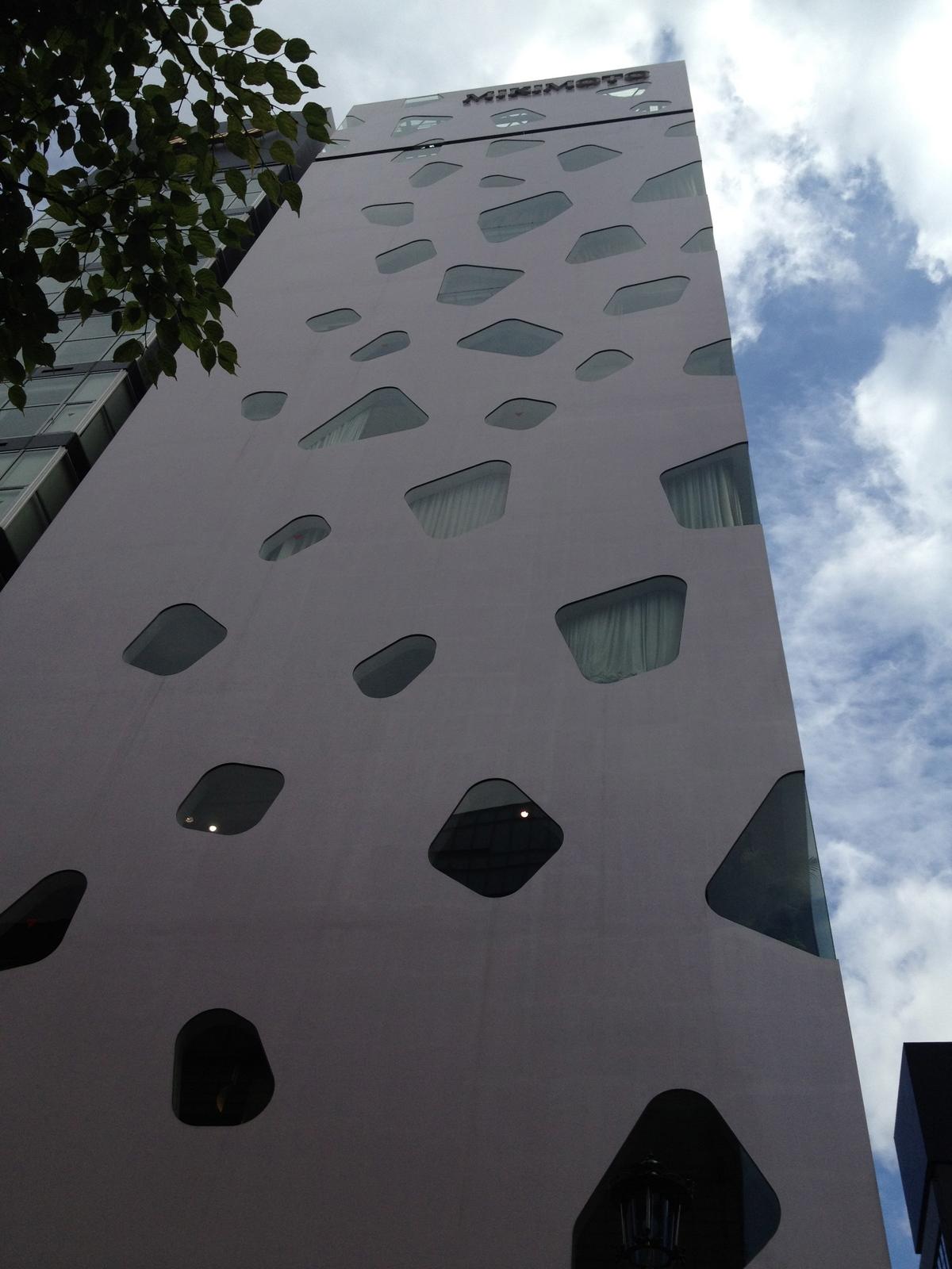 Mikimoto Tower - Toyo Ito