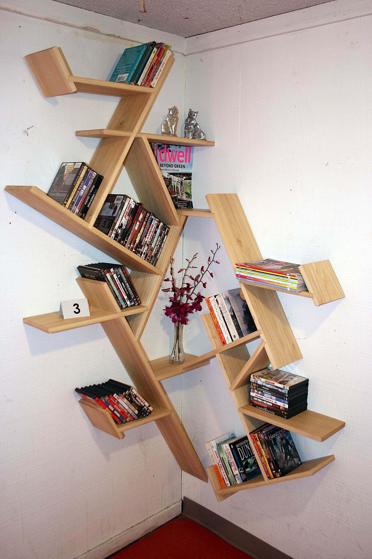 Pdf plans corner shelf design download furniture wood for Home interior shelf designs