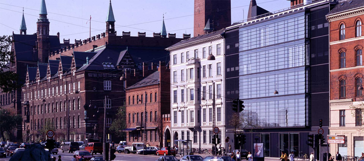 Danish Design Centre, 1999 (Image: Henning Larsen Architects)
