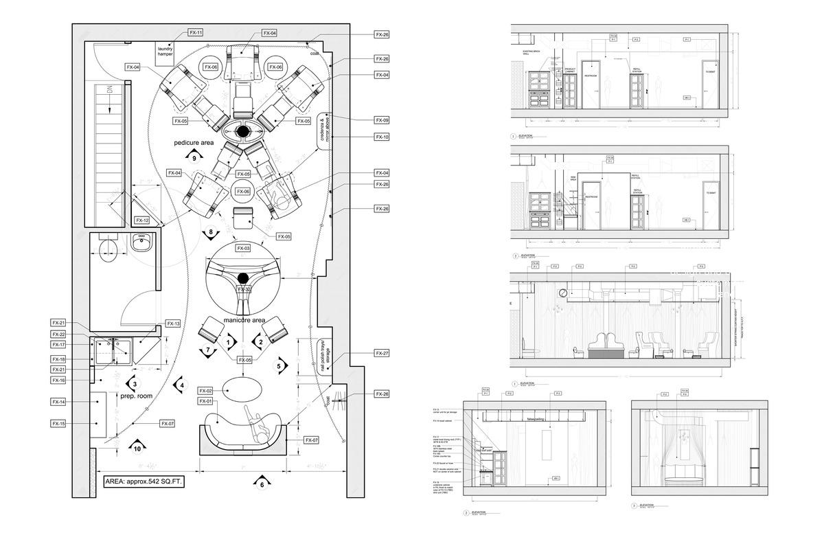 Salon floor plans nail salon floor plan the floor plans for Salon floor plans