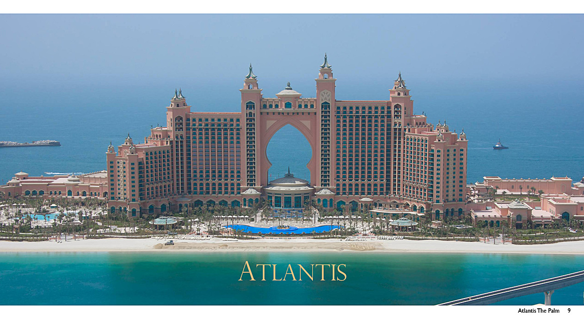 atlantis the palm ryan smith archinect. Black Bedroom Furniture Sets. Home Design Ideas