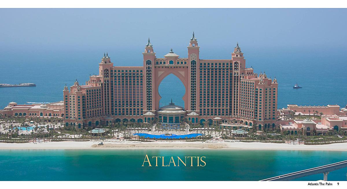 Atlantis The Palm Ryan Smith Archinect