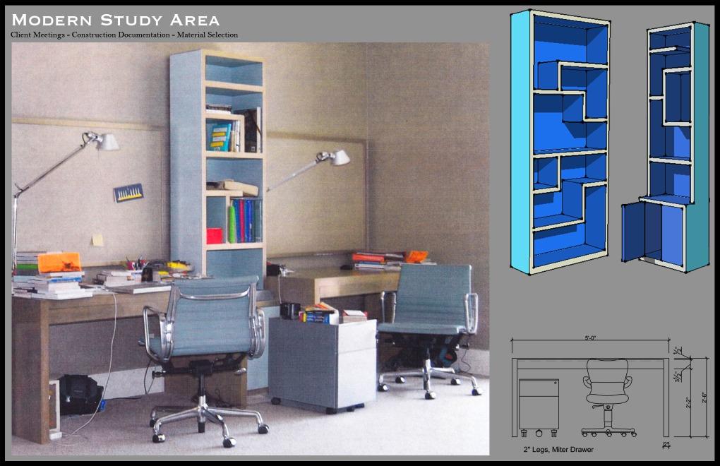 Modern Study Area