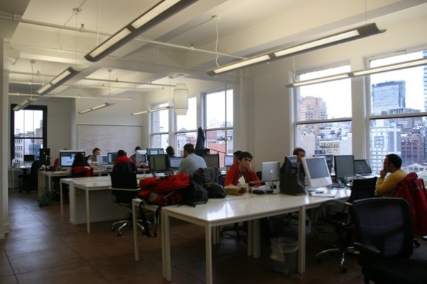 Open Office Area 1
