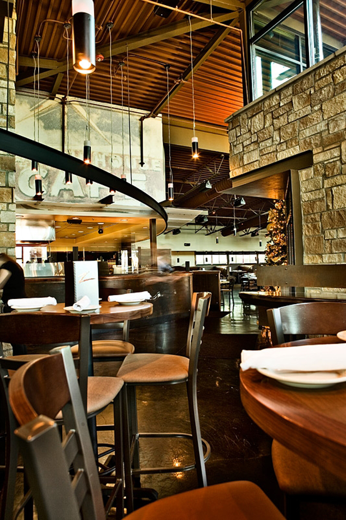 Z 39 tejas southwest grill dawn leuzzi archinect for Interior design house grill