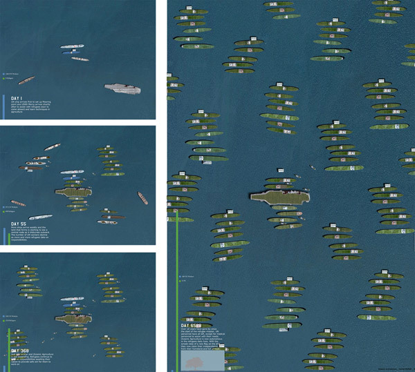 HONORABLE MENTION: OCEANIC AGRICULTURE, Daniel Moffatt