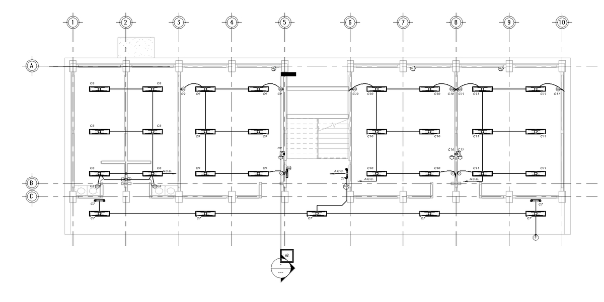 elementary school  esdras hernandez romero  archinect, wiring diagram