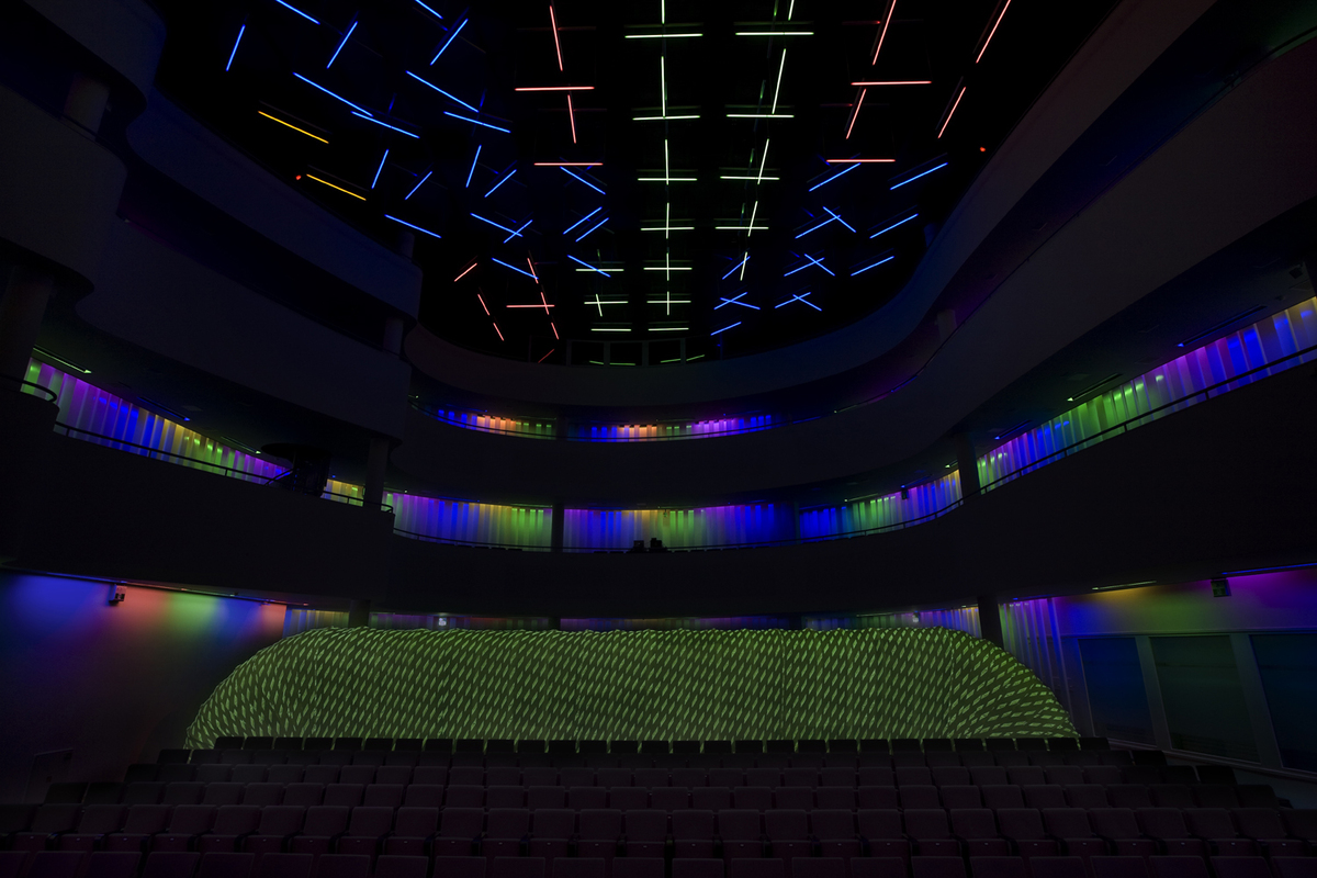 Tilburg Theater project. Courtesy of Samira Boon.