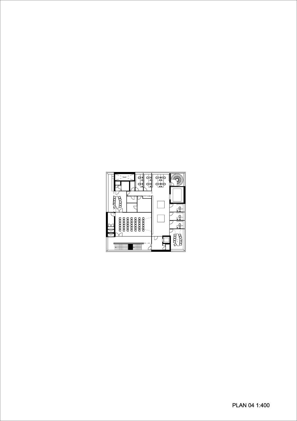 Floor plan 04 (Illustration: Henning Larsen Architects)