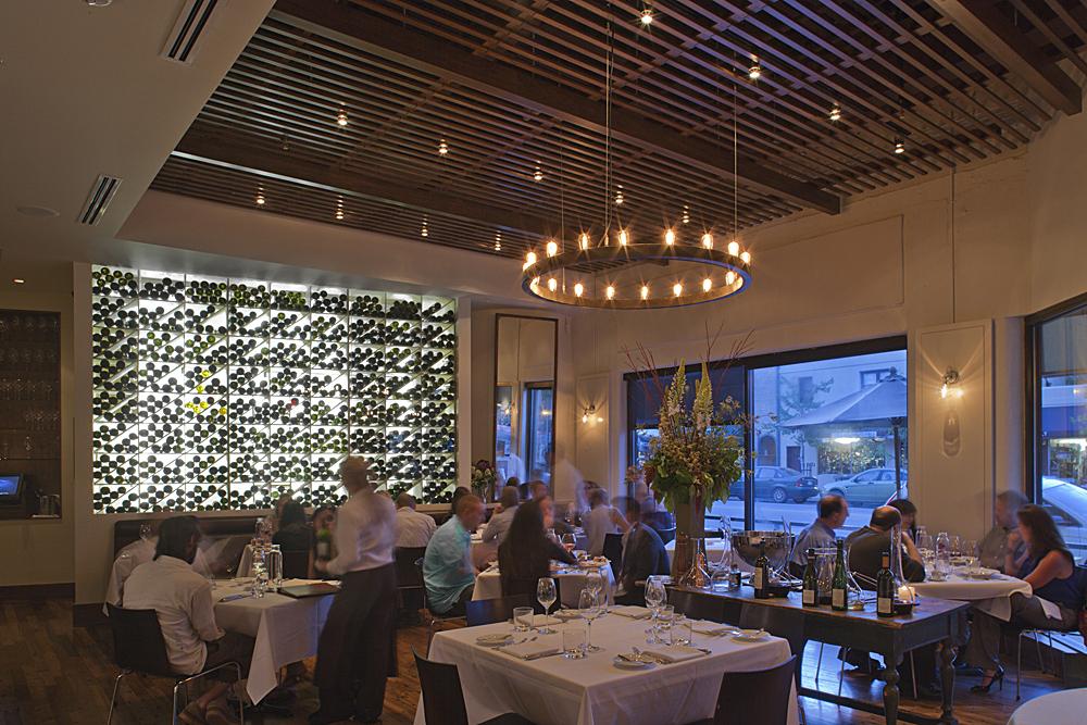 Frasca Food & Wine Dining Area