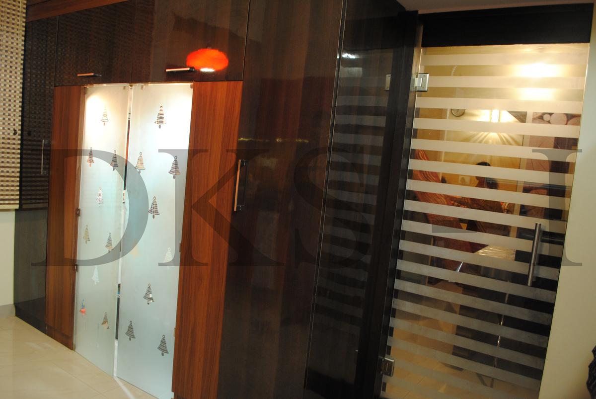 Residential Interior Design For Mr Balaji Gopalan Mogappair D Sign Studio Pooja Room Door Designs Pictures