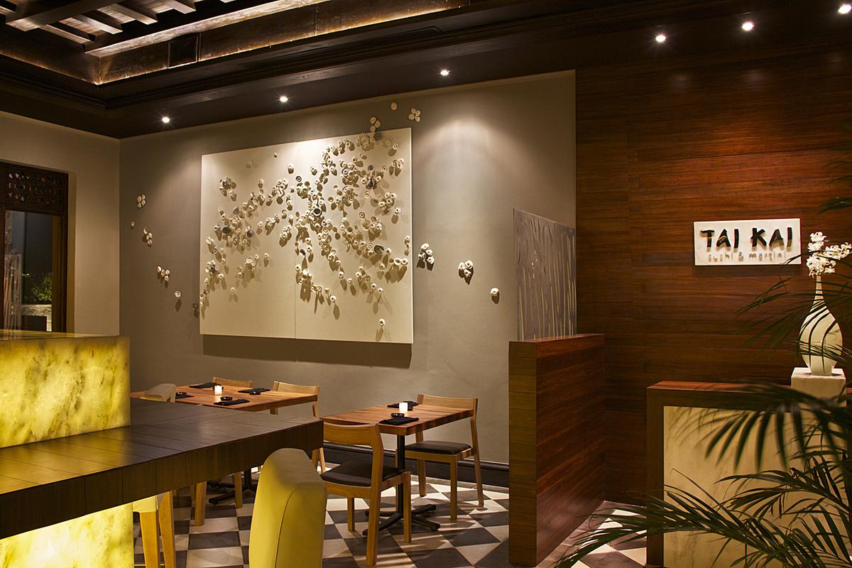 Buenaventura Hotel Sushi Bar Bryan Davis Archinect