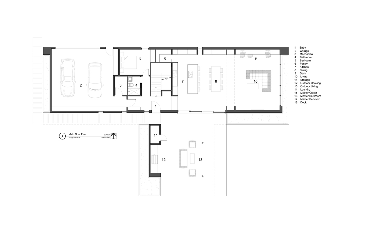 Lower Floor Plan