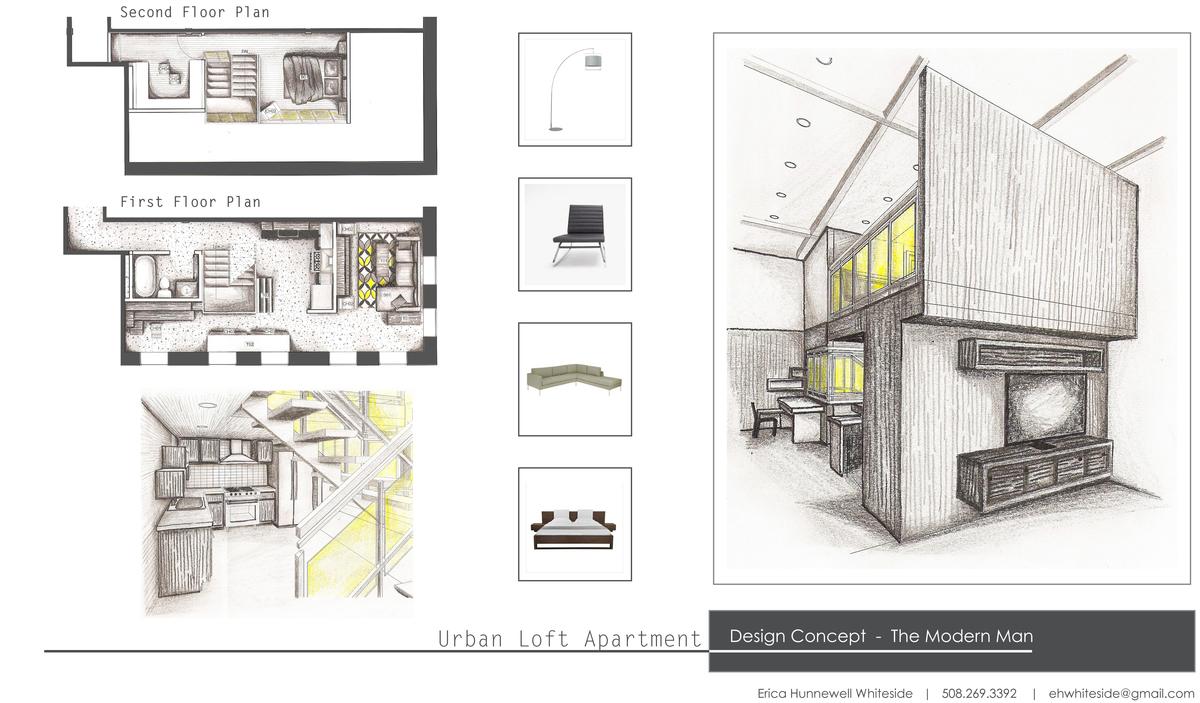 College Portfolio Sample Work 2009-2011   Erica Whiteside   Archinect