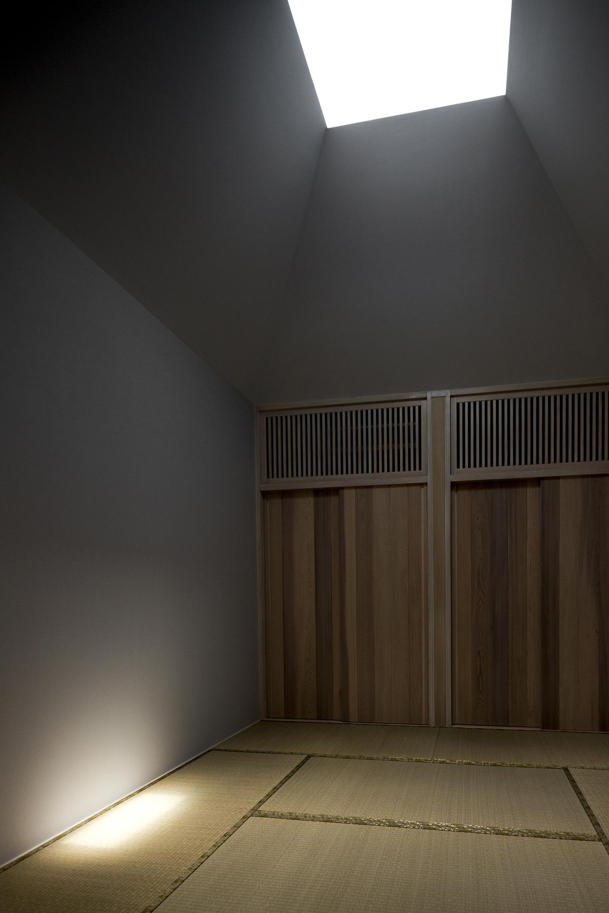 Orandajima House Japanese style room