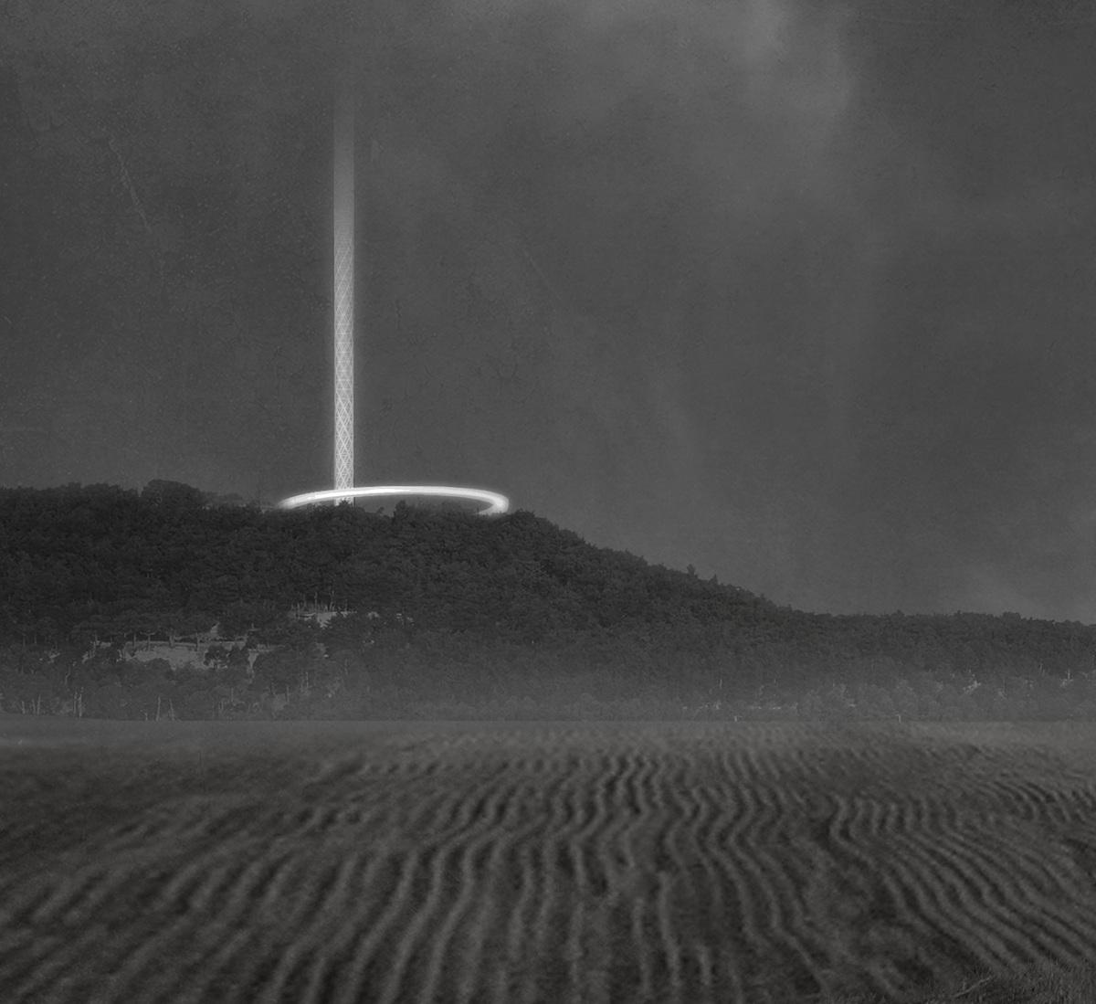 2nd Prize: Snøhetta & Özer/Ürger Architects & Battle Mccarthy