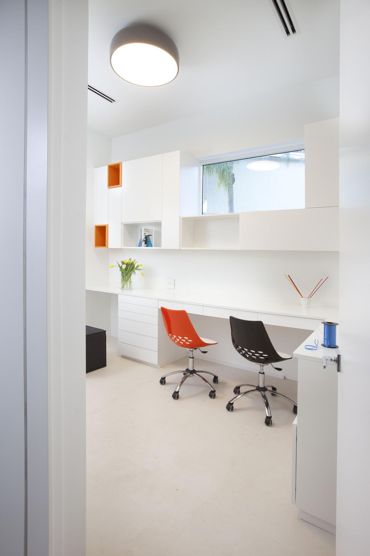 Craft Room - Miami Interior Design