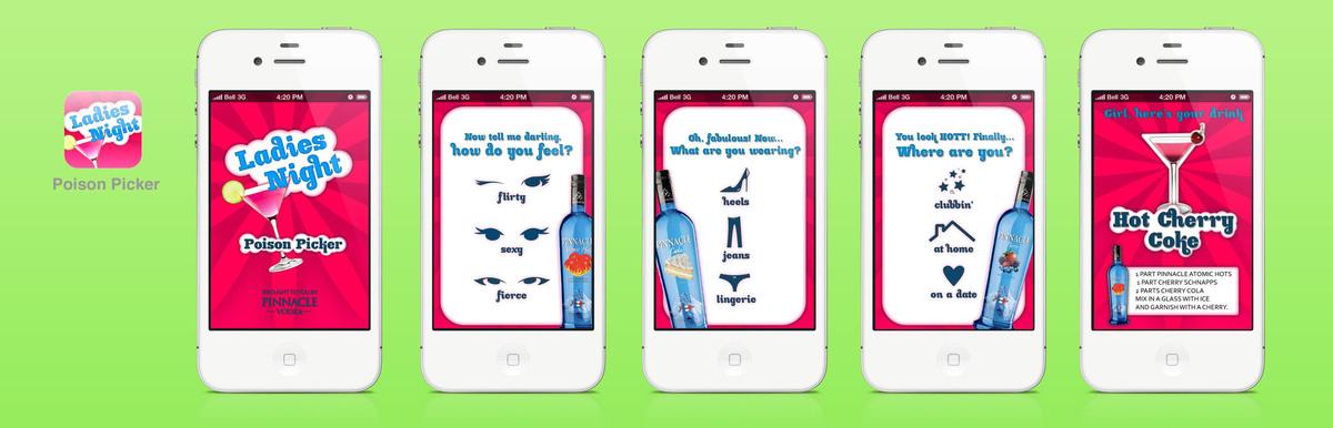 Pinnacle App Mockup