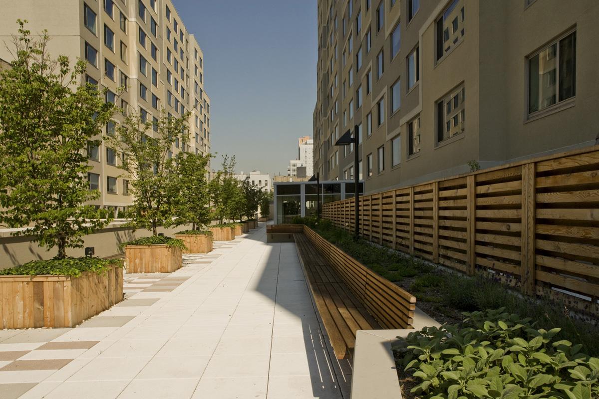The Kalahari in New York, NY by Schwartz Architects (Design Architect), Studio JTA (Consultant Architect), GF55 Partners (Executive Architect)