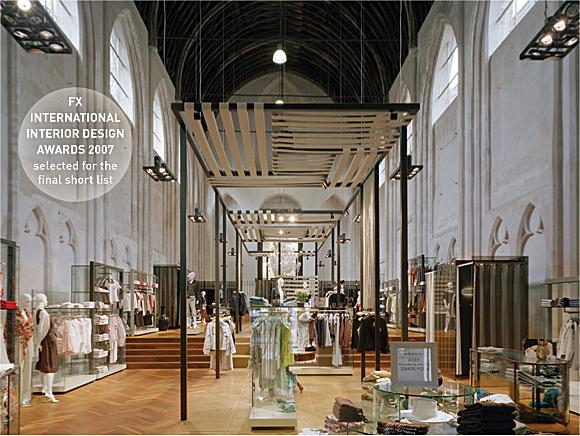 Mcgregor interior concept retail design of a flagship for Retail interior design firms