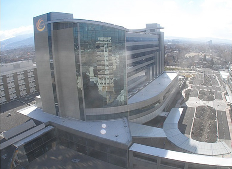 CNJ Municipal Building