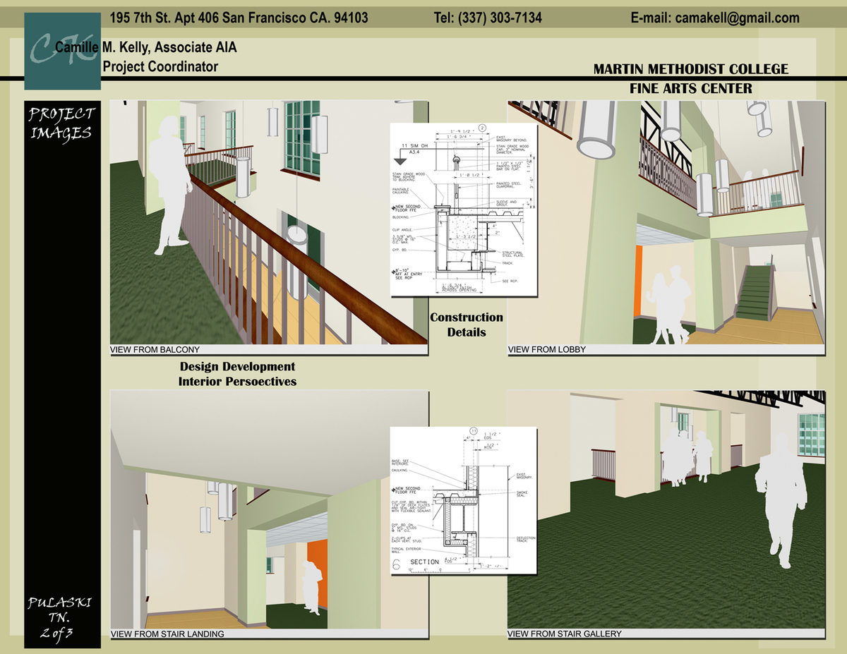 3d design and construction doc.
