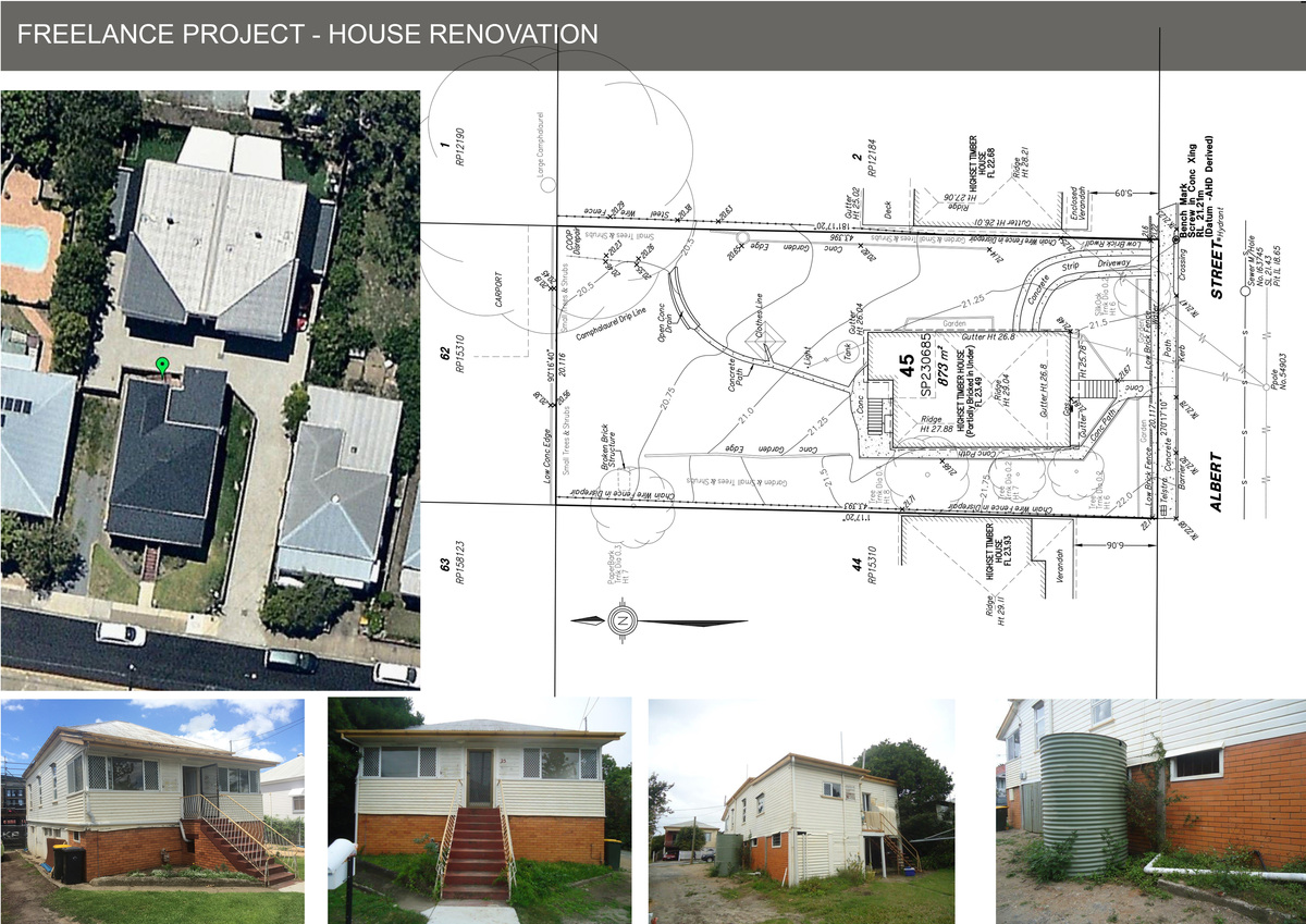 House renovation project plan - 3 More Images