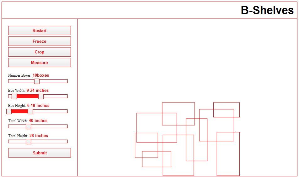 Screenshot 3, shelf configuration cropped