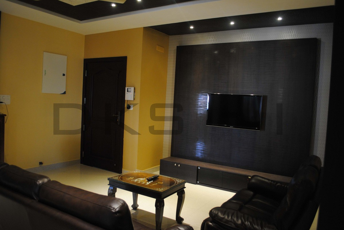 Residential Interior Design For Mr Keerthivarman