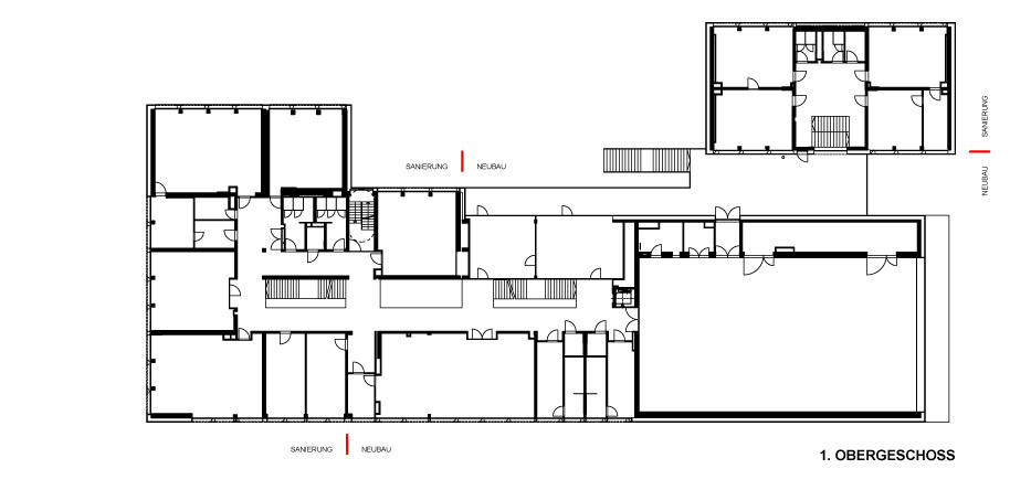 Second floor plan (Image: KIRSCH Architecture)